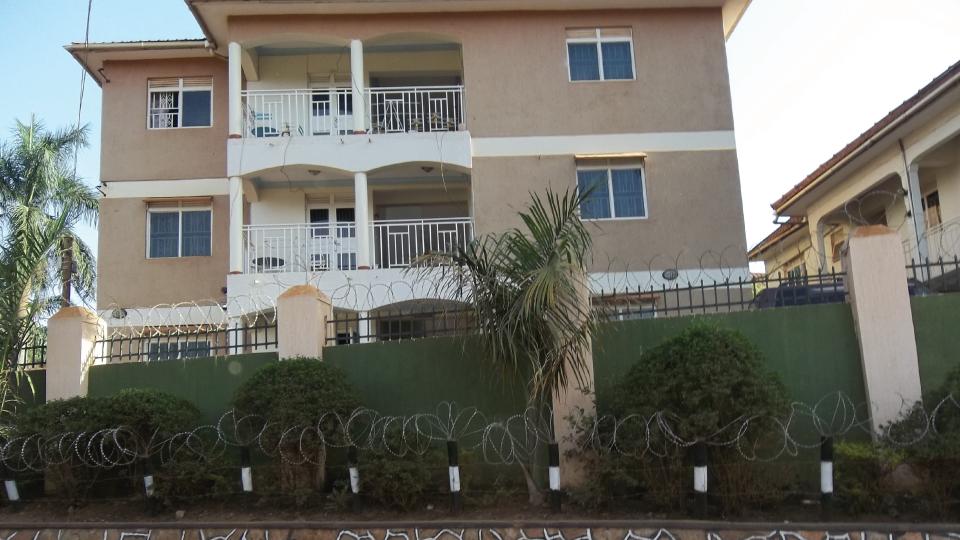 Apartments in Kampala Uganda